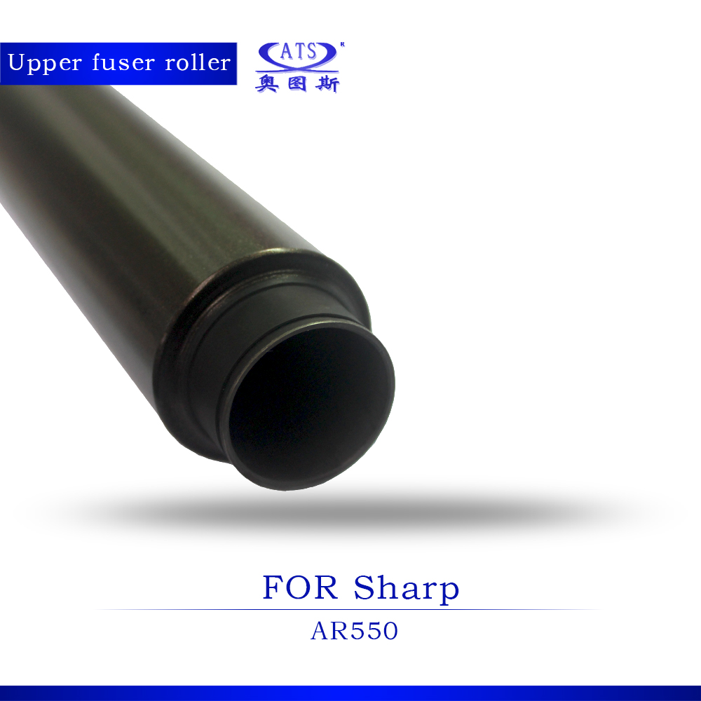 1Pcs photocopy machine AR 550 heat roller compatible for AR550 upper fuser roller Copier part<br>