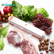 Home Full-automatic Food Vacuum Packing Machine Household Vacuum Sealer 220V Eu Plug 15pcs Vacuum Bags Free Provided