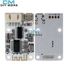 3W+3W USB Wireless Bluetooth 4.0 Stereo Audio Receiver Module Digital Amplifier Board Module 5V DC For Arduino Free Shipping
