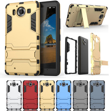 Anti-knock Tank Armor Slim Hybrid Shockproof Hard Case Protective Cover For Nokia Microsoft Lumia 950 5.2 inch/950 XL/650