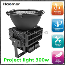 300w LED flood light High power bay light , Stadium lights, heat dissipation  technology, outdoor light IP 65, 3 years warranty
