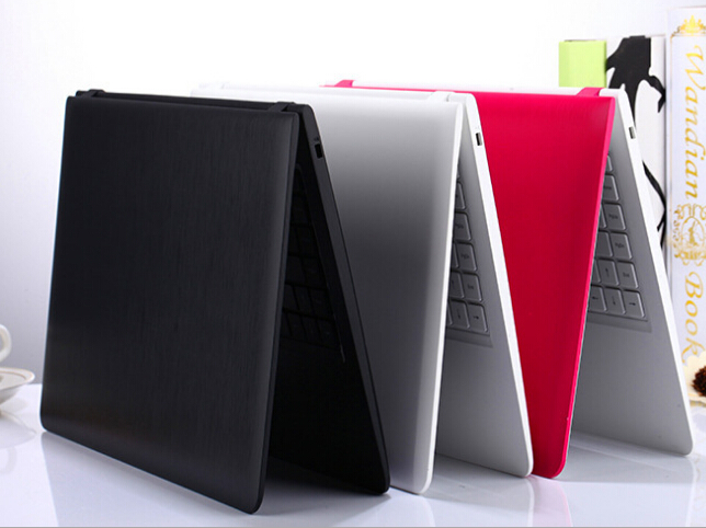1PCS high quality low price cheap good gaming laptop notebook computer pc netbook with free ship russia france spain germany(China)
