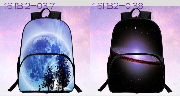 حقائب مدرسية / الكون / الفضاء/ 24 لوان للبنات 6