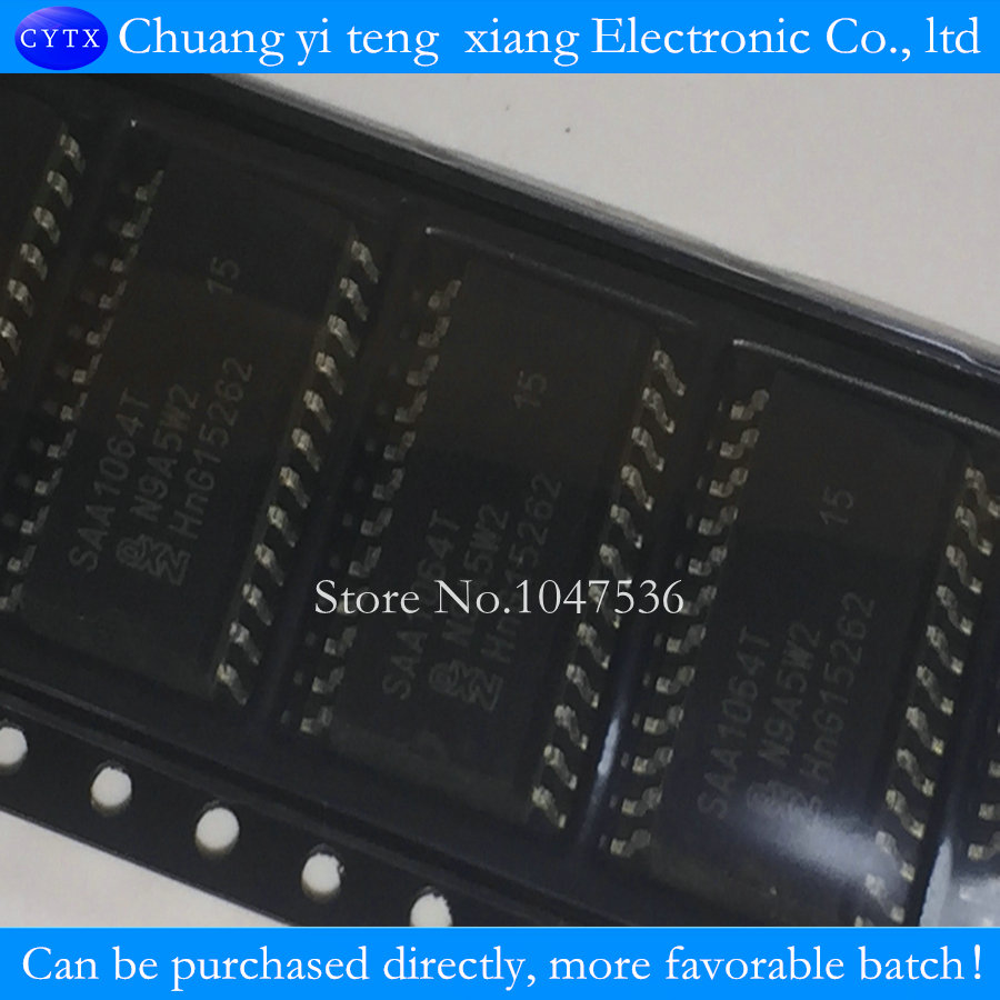Saa1064t Saa1064 Sop24 5pcs Lot 4 Digit Led Driver With I2c Bus Gt See More 1pc Conductive Silver Ink Pen Writer Csip 50 S Interface Us717