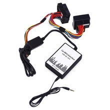 Hot Selling Car MP3 Interface USB / SD Data Cable Audio Digital CD Changer for Ford