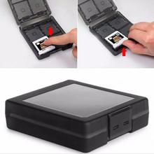 16 in 1 Black Plastic Game Card Case Holder Box Storage Cartridge for Nintendo 3DS/DS/DSI(China)