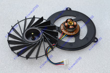 New CPU Cooling Fan for ASUS G50 G50S G50V M50 M50V M50S VX5 G60 G60VX  KDB05105HB  free shipping