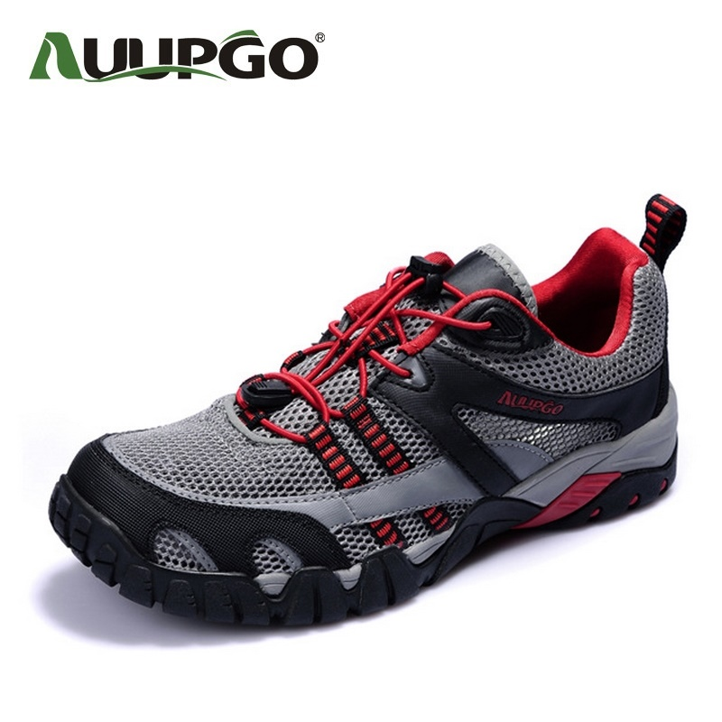 AUUPGO Women Flats Women Casual Shoes Spring Summer Breathable Fashion Oudoor Lovers Beach Shoes B2597<br><br>Aliexpress