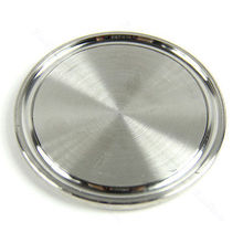 "New Stainless Steel Sanitary End Cap For 2"" Tri-Clamp END Pipes Blank Flange"