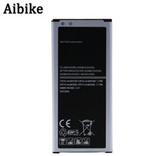 Aibike New original mobile phone battery EB-BG850BBE For Samsung GALAXY Alpha SM-G850F G850M G850T Battery Replacement 1860mAh