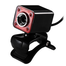 A862 Clip-on 360 Degree USB 12 Megapixel HD LED Web Camera with Microphone to the Computer for Instagram Skype Video Call