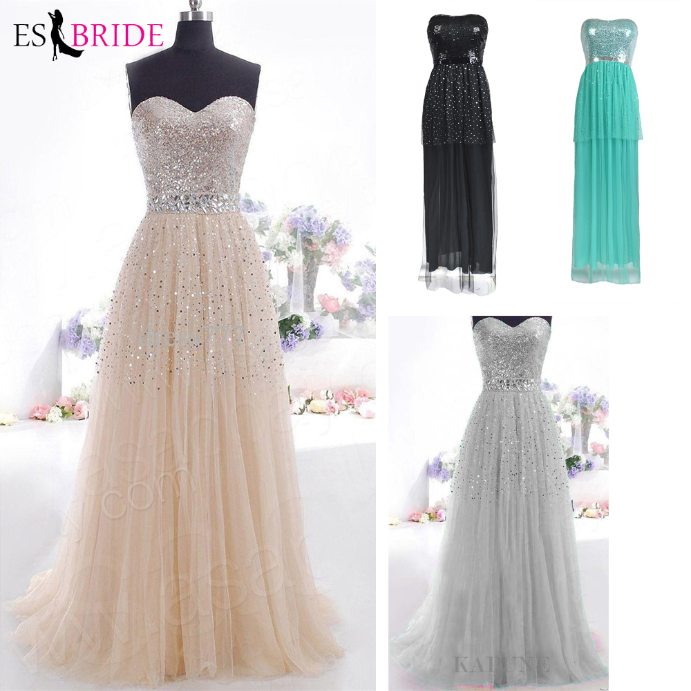 2019 New Robe de Soiree Sexy Strapless Evening Dress party women elegant Tulle A-line Evening Dresses cheap Evening Gown ES1143
