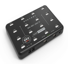 Supply Industrial plastic USB 2.0 charger HUB with competitive price(China)