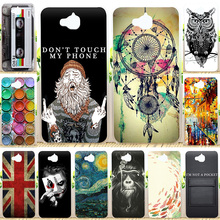 Soft TPU Case For Huawei Honor 4C Pro Printing Cool Design Soft Silicone Case Back Cover For Honor 4C Pro Phone Cases