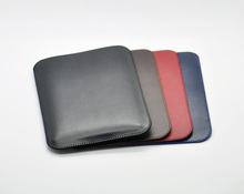 2015 New ultra-thin super slim sleeve pouch cover, vintage microfiber stitch case for Nook GlowLight Plus(nook5)(China)