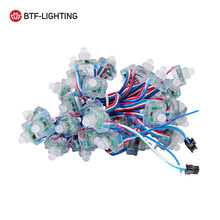 500Pcs WS2811 IC Full Color RGB String LED Pixel Module 2811 LED Module DC5V IP68 Waterproof