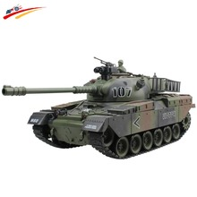 RC Tank USA M60 15 Channel 1/20 Patton Main Battle Tank With Sound and Shoot Bullet Recoil Effect Tank Model Electronic Toy(China)