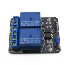 2 Channel Relay module. Microcontroller development board. With optocoupler protection relay 12V 2pcs Free Shipping