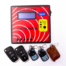Digital Counter Remote Master Remote Control Copying Machine with 5pcs Fixed Code Model A Remote Keys