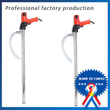 800W Stainless Steel Electric oil Drum Pump 220V