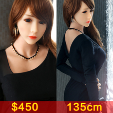 Top Quality Lifelike Real Silicone Sex Dolls, Full Size Love Dolls, Life Size Dolls for Sale, Vagina Pussy Anal Real Doll(China)