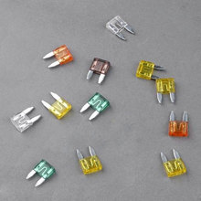freeshipping General 15x 5A 7.5A 10A 15A 20A 25A 30A ATM Mini Fuse Auto Car Boat Motorcycle Blade