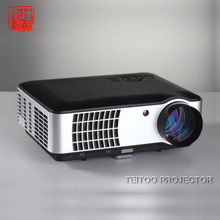 Brand New TEITOO 3000 lumens LED Media Video Home Cinema TV Full HD Multimedia Projector Android Built-in