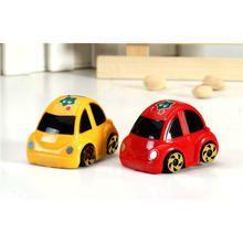 Rollover Children Model 1 Pcs Toy Clockwork New Car Mini Roll Rotate(China)