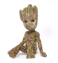 Hote Cute Guardians of the Galaxy 2 Groot Statue Figure Collectible Model Toy 9 Types Children Gifts A1427