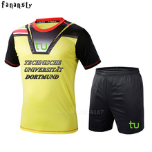 High quality men soccer jerseys custom football jerseys college football uniforms youth adult soccer set suit men new