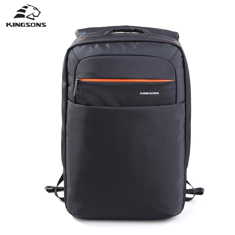 Kingsons Men Women Backpack 15.6 inch Laptop Computer Backpack High School College Students School Bags for Teenagers Boys Girls<br>