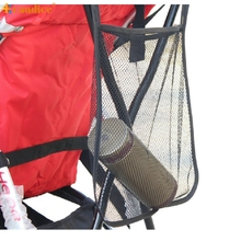 Naivety 1PC Portable Foldable Baby Stroller Mesh Bag Carrying Bags A Net Umbrella BB Car Accessories For Buggies JUN16U