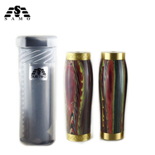 Buy New vase mod resin tube variant mechanical mod 18650 E-cigarette vape pen kit 510 Thread Atomizer Mod 25mm Diameter for $25.00 in AliExpress store