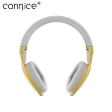 Cannice H3 Pro DJ Headphones Studio Wired and Wireless Headband Bluetooth 4.1 HIFI aptX Noise Cancelling 5 EQ mode settings