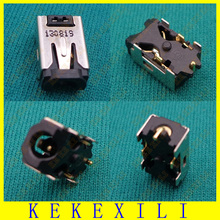 MINI DC Power Jack Connector for ASUS Ultrabook power connector Netbook DC jack 7pin 2.5*0.7 100X