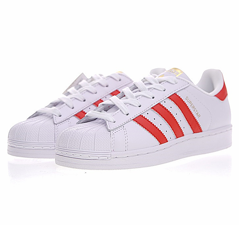 adidas red stripe