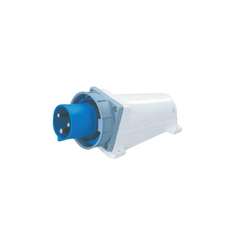 63A 3Pin 220-240V Novel industrial waterproof appliance socket Waterproof grade IP67 SFN-5332<br><br>Aliexpress