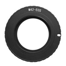 Buy M42-EOS Screw Mount Lens Adapter Ring Lens EOS Digital Camera Adapter Ring Mount Ring Canon 5D2 5D3 6D Camera for $6.87 in AliExpress store