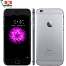 Unlocked Original Apple iPhone 6 Plus 16/64/128GB ROM 1GB RAM 5.5 screen ios9 phone 8MP/Pixel LTE 6 Plus Used Mobile Phone