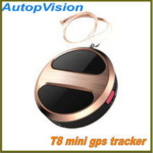 Mini GPS Tracker Locator with google map For kid Pets Dogs Vehicle Personal gps gsm SOS alarm T8 gps tracker