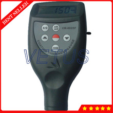 CM8825F Digital Elcometer with Coating Thickness Gauge 0-1250 um / 0-50 mil Thickness Meter