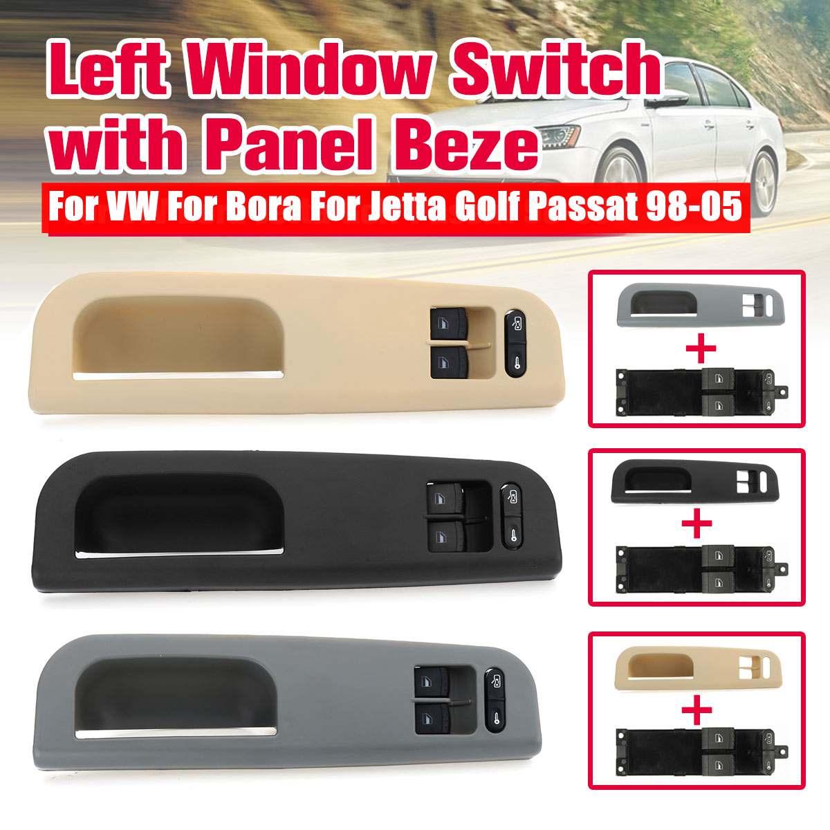 Interruptor De Control De Espejo De Ala Eléctrico LHD Para VW Passat 2006 en
