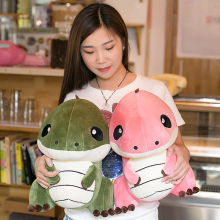 Hot Cute Cartoon Dinosaur Plush Toy Lovely Stuffed Dinosaur Doll Baby Kids Toy Best Gift For Children High Quality Toy 30cm/40cm