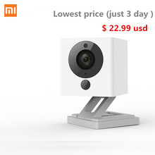 In Stock,Original Xiaomi Xiaofang Camera 110 Degree F2.0 8X Digital Zoom IP Mijia smart Camaras WIFI Wireless 1080P Night Vision