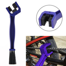 Cycling Bike motorcycle chain brush Chain Cleaner Gear Grunge Brush Cleaner Bike Chain Brush Kit Outdoor Cleaner Scrubber Tool(China)