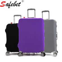 Travel Accessories Trunk Organizer Trip Baggage Suitcase Protective Cover Suitcase elasticity Stretch Trolley Case Dust Covers(China)