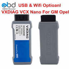 Authorized Distributor VXDIAG For GM Opel Diagnostic Tool VXDIAG VCX Nano USB Wifi Powered by GDS2 Tech2 Replacement For GM MDI(China)