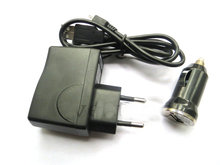 USB travel Wall charger & Micro USB data Cable & Car charger for Samsung Galaxy Note 2 N7100  S4 i9500 S3 i9300 S4 Active I9295