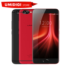 UMIDIGI Z1 Pro 4G Mobile Phone MT6757 Android Phone 4000Mah 5.5 inch Smart Mobile Phone 64GB R0M Unlocked Smartphone