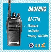DHL freeshipping+4pcs 2014 new Cheap Walkie Talkie BF-777s 5W 16CH UHF 400-470MHz BF777s Interphone BaoFeng Two-Way Radio